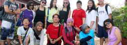 Derawan, Akhir tahun di timur Kalimantan Timur