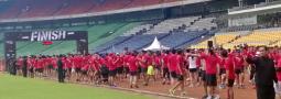 #BajakJKT10K Nike We Run–Menepati Janji di Penghujung Tahun 2013