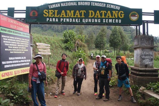 Ranu Kumbolo Surganya Gunung Semeru M Reza Faisal