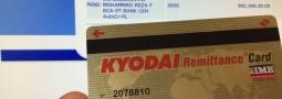 Kyodai, cara mudah dan cepat mengirim uang dari Jepang